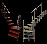 Модульные лестницы Стамет