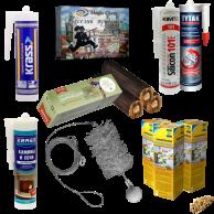 Сопутствующие товары для дымохода