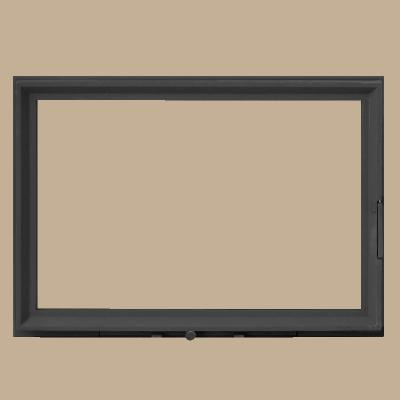 Дверца каминная ДК 800-1С (КАМИЛЛА) | Схема