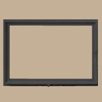 Дверца каминная ДК 800-1С (КАМИЛЛА)