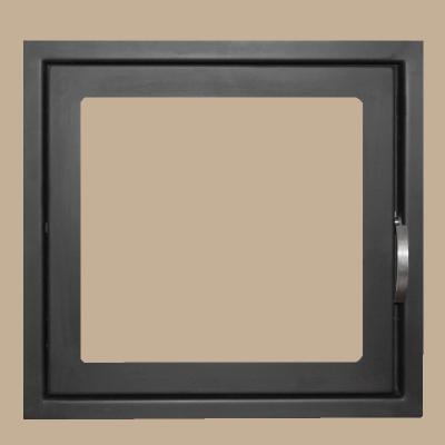 Дверца каминная ДК 555-1С | Схема