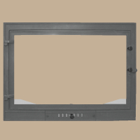 Дверца каминная ПРОМО 700
