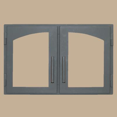 Дверца печная ДВ 544-2А | Схема