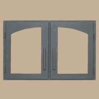 Дверца печная ДВ 544-2А