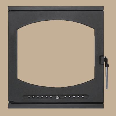 Дверца печная ДП 440-1Б (ЛИОН) | Схема