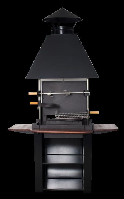 Очаг-гриль ОГ-02 (БелМета)