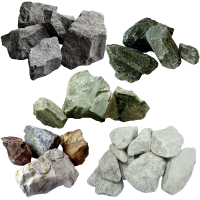 Камни для бани и сауны