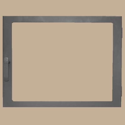 Дверца каминная ДК 690-1С