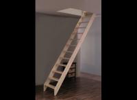 Лестница деревянная М-12у без поручня