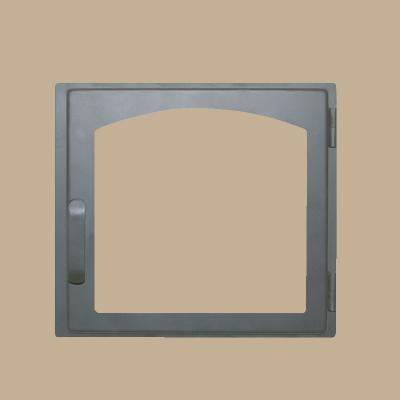 Дверца печная ДЕ 424-1А | Схема