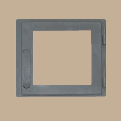 Дверца печная  ДП 308-1С | Схема
