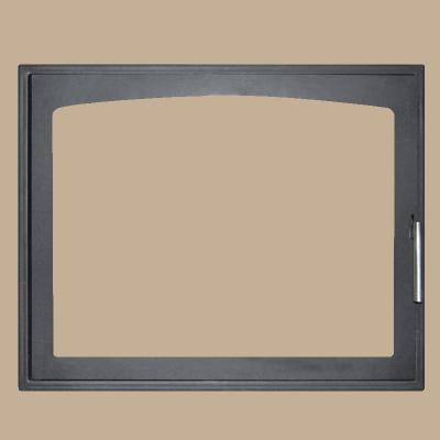 Дверца каминная ДК 720-1А | Схема