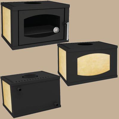 Модули для печей-каминов Варта