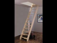 Лестница деревянная М-11у без поручня