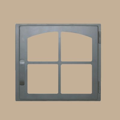 Дверца печная ДЕ 424-1К | Схема