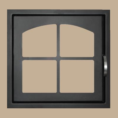 Дверца каминная ДК 555-1К | Схема
