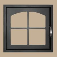 Дверца каминная ДК 555-1К