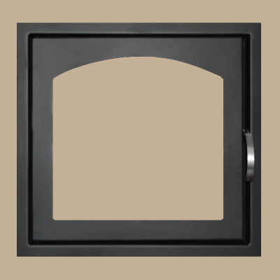 Дверца каминная ДК 555-1А | Схема