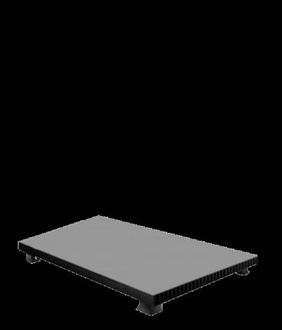 Экран напольный 18