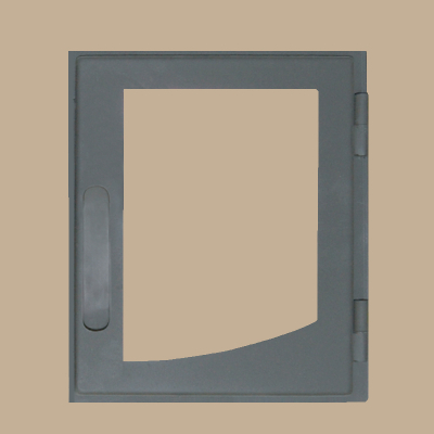Дверца печная ДВ 285-1П | Схема